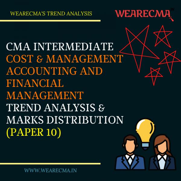 cma intermediate CMA and FM trend analysis