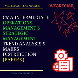 cma intermediate omsm trend analysis